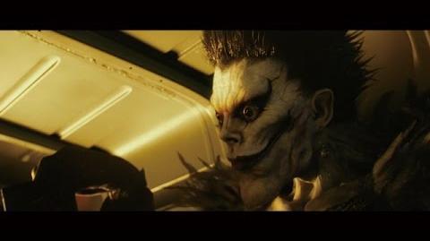Death Note LNW fourth trailer