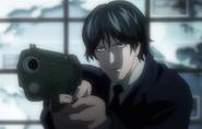 Gevanni aiming gun