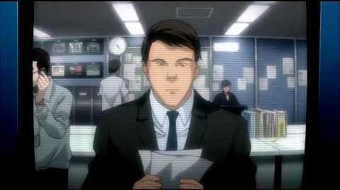 Death Note ( Тетрадь смерти ) 2 серия.