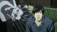 Ryuk and Matsuda