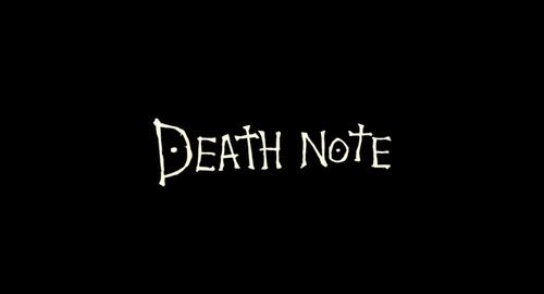 Death Note's Wiki