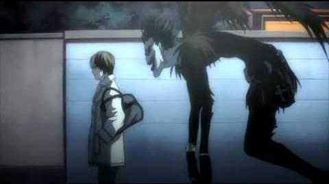 Death Note ( Тетрадь смерти ) 3 серия.