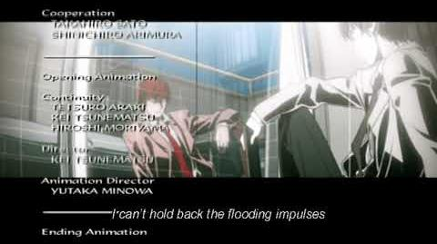 Death Note Ending 1 (English Credits)