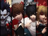 Identity V x Death Note Crossover