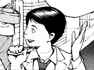 Light Yagami's friend