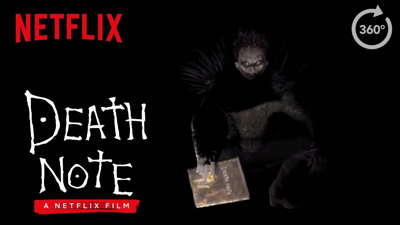 Death Note: The VR Experience