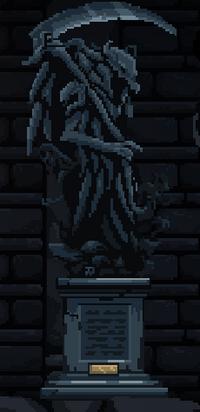 Mimic Reaper Statue.png