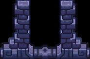 Setpiece portal frame koth
