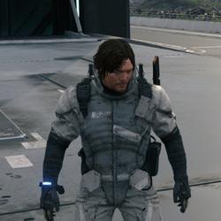 Porter Suit