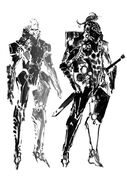 Ludens early sketch art 01