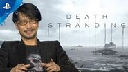 Death Stranding - PlayStation Experience 2016 Panel Discussion PS4