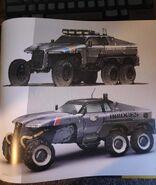 Vehicle concept 2