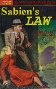 Black jack justice 20 - sabien's law