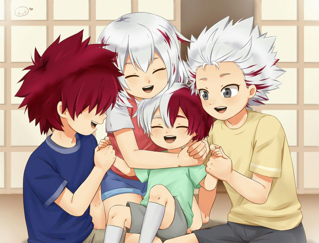 Have Some More Depressing But Adorable Todoroki Family