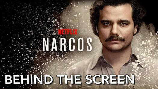 The Real Story Of Narcos | Behind The Screen