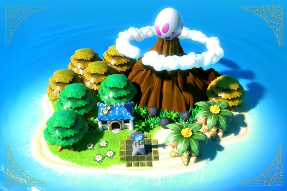 Avis Zelda Link's Awakening