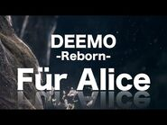 【official】For Alice from Testimony2 CYTUS - DEEMO【onoken】