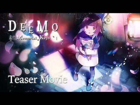 【DEEMO_THE_MOVIE】DEEMO_Memorial_Keys【TRAILER】