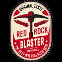Red rock blaster label.png