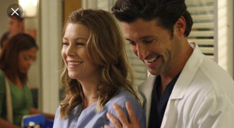 Meredith und Derek