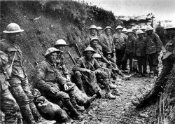 250px-Royal Irish Rifles ration party Somme July 1916.jpg