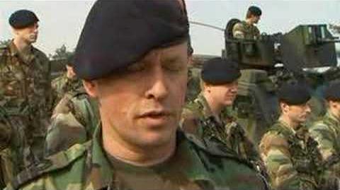 Mariniers als 'ogen en oren' naar Tsjaad