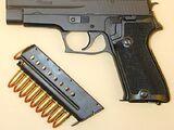 SIG-Sauer P220 pistol