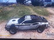 Bright White Dodge Challenger RT