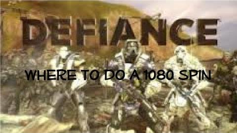 Defiance - Where To Do A 1080 Spin