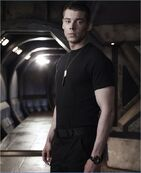 Lt. Matthew Scott (Brian J. Smith)