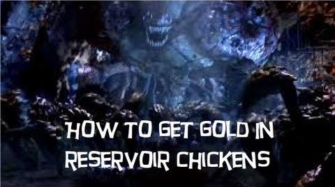 Defiance - How To Achieve A Gold Medal On Hotshot Reservoir Chickens