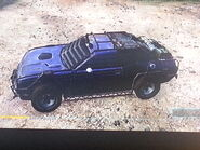 Plum Crazy Dodge Challenger RT