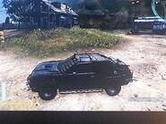 Black Dodge Challenger RT