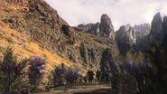 Defiance syfy canyon trees