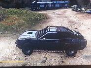 Metallic Billet Dodge Challenger RT