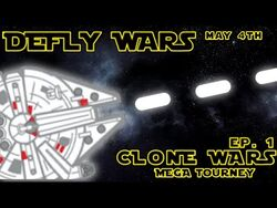 Defly.io event- CLONE WARS- May The 4th Be With You! - 2021-05-04-2