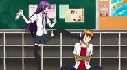 Chitose and kazama