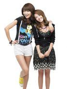 Sooyoung x Hyoyeon