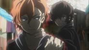 Dazai nullifies Chuya's ability
