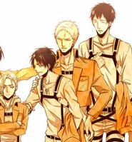 Titan Shifters