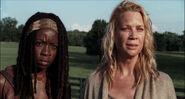 Michonne x Andrea