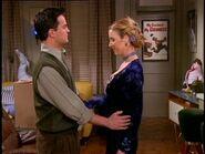 Chandler Phoebe awkward