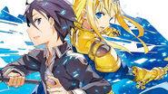 Kirito and alice