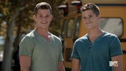 Teen Wolf Season 3 Episode 15 Galvanize Ethan and Aiden at School