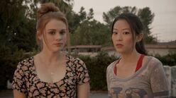 Kira and Lydia