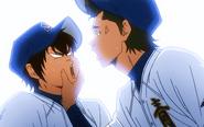 Eijun and Kuramochi