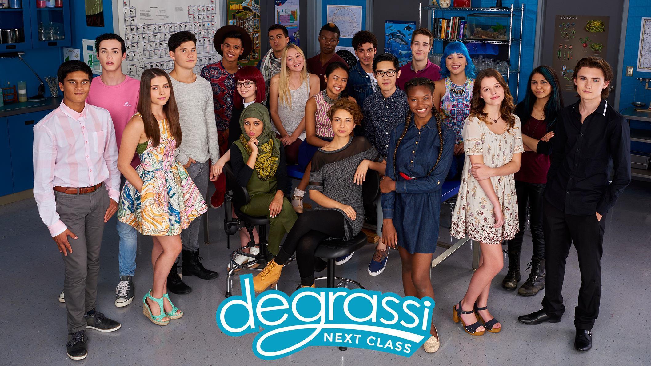 Degrassi Next Class Season 3 Degrassi Wiki Fandom