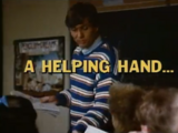 A Helping Hand...