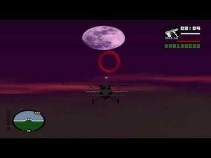 GTA- San Andreas (2004) - Freefall -4K 60FPS-