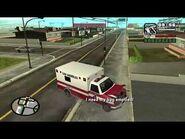 GTA- San Andreas (2004) - Intensive Care -4K 60FPS-